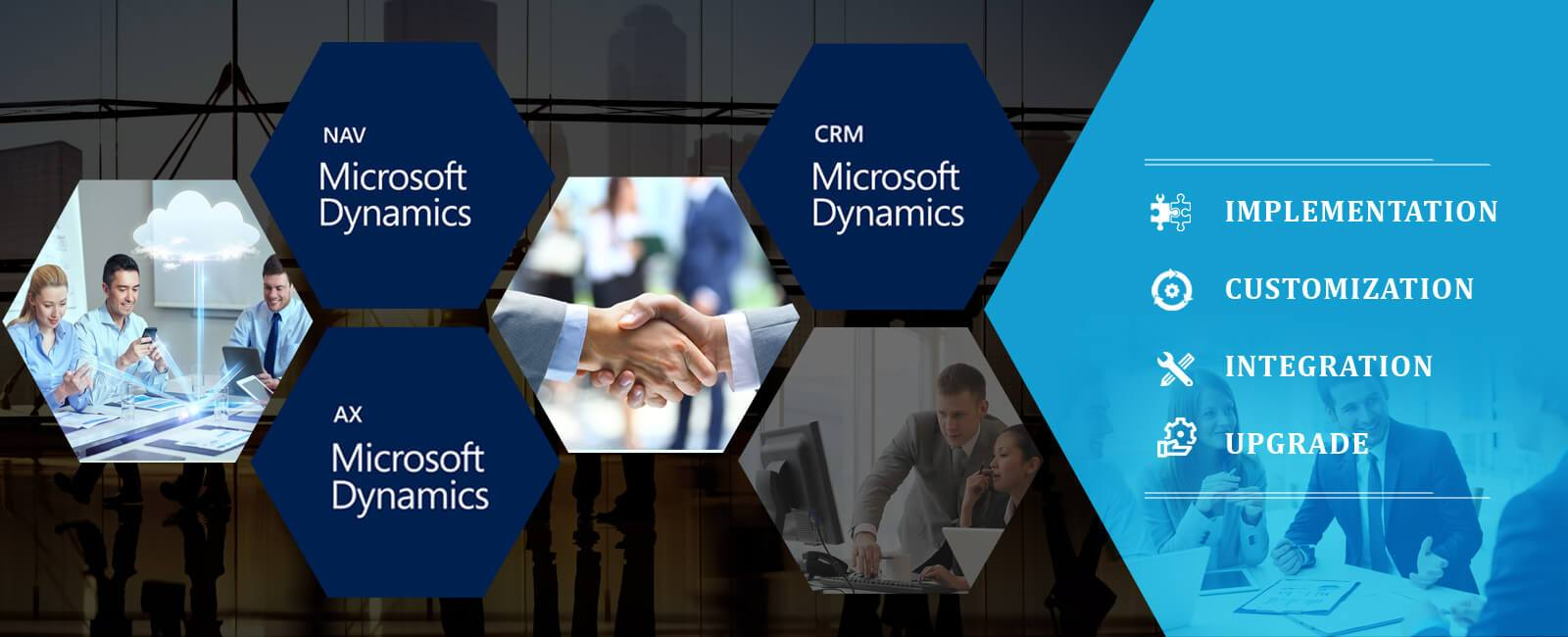 Microsoft Dynamics Partner in India